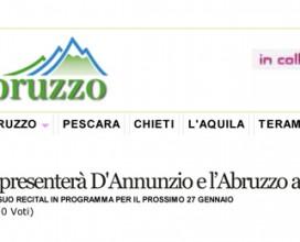 Pagine Abruzzo - 25-01-2010