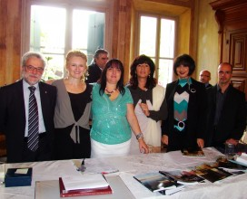 Daniela Musini al Premio Villa Selmi