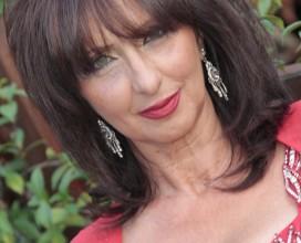L'attrice, piansita e scrittrice Daniela Musini