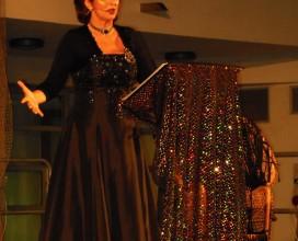 21 luglio 2013 -Aurum - Pescara - Festival Internazionale Dannunziano - Recital concerto di Daniela Musini