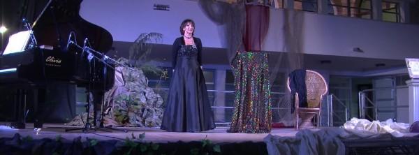 21 luglio 2013 - Pescara - Festival internazionale Dannunziano - recital concerto di Daiela Musini