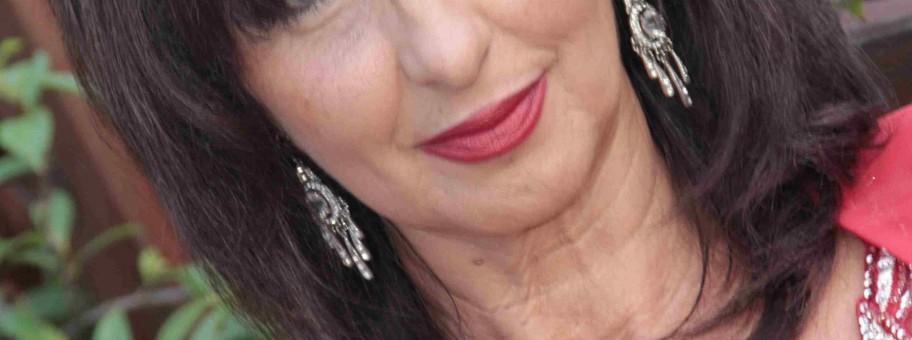 La scrittrice Daniela Musini