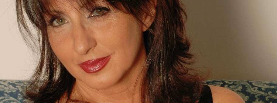 La scrittrice, attrice e pianista Daniela Musini
