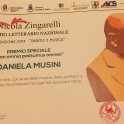 Pergamena Premio Zingarelli