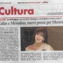 Articolo Quotidiano La Città 9 maggio