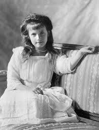 La Granduchessa Anastasija Nikolaevna Romanova