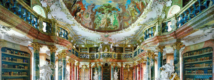 Libreria Abazia di Wiblingen
