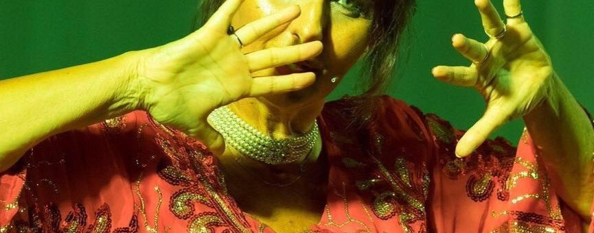 Daniela Musini interpreta la Callas foto di Erwin Benfatto