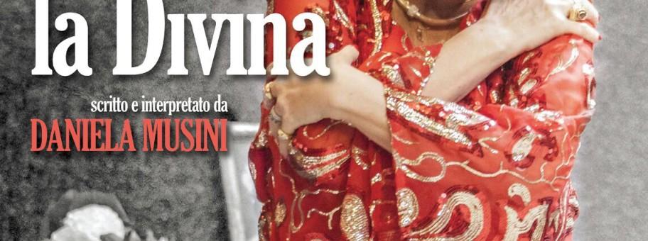Maria Callas la Divina - Locandina Spettacolo