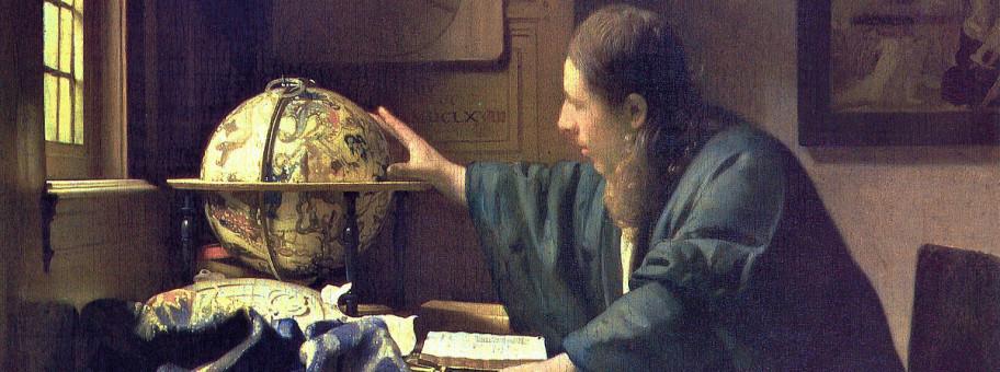 L'astronomo Vermeer