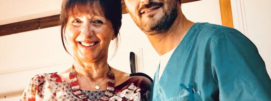 Daniele Musini con Fabio Troiano