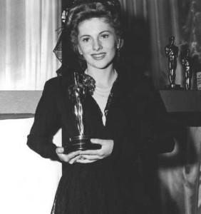 Joan Fontaine Oscar