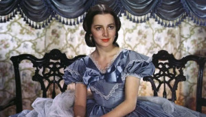 Olivia De Havilland via con vento